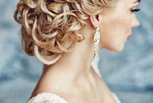 Hair, Make-Up & Nails / by Alyssa Hart