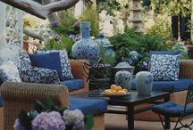 The Great Outdoors / Yards, Patios, Porches, Any outdoor spaces / by Alma Arnold