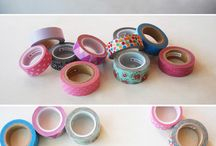 Washi Tape DIY / by Jessy Christopher