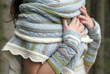 Knitting & Crocheting  / by Lorie Honeycutt