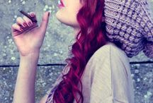 But her hair thoughhhhh! / by Sasha Volz