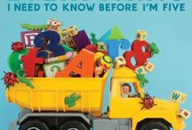 Ready for Kindergarten / Approximately 40% of children entering Kindergarten in Columbus City Schools are unprepared. This board provides basic information to help you be your child's first teacher. / by Columbus Library