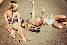 Summer Fun  / by Hannah Clifton
