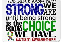 Autism Awareness / by Becky Beamer