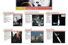 """Who is Neil Armstrong? (5 & 6) / Vocabulary Materials for """"Who is Neil Armstrong?"""" for chapters 5 & 6 / by Amy Hawkins"""
