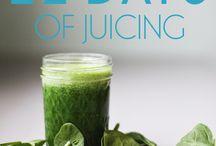 Juicing / Healthy jucing / by Stephanie Haag
