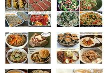 Weekly Menu Plans / Each week I create a sample menu that includes main dish meals, freezer meals, soups, sides, salads, desserts and more. Having these recipes in one convenient place makes meal planning a breeze! / by Mavis Butterfield
