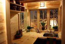 Tiny House Interiors / by Tumbleweed Tiny House Company
