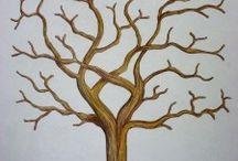 family tree ideas / by Robyn Grogitsky