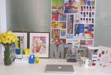 Office Inspiration / by Anna Coffeen Long