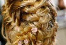 hair / by Nicole Gallentine