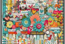 Kits Feebies / by Lily Atelier-Digital