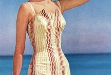 Vintage Swimwear / by oldsmocksnewfrocks