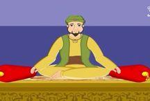 Mullah Nasruddin Stories / by Navin Daswani