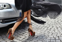 Nails and Shoes! / by Morgan Gibbon