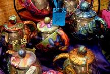 teapots / by rita stevens