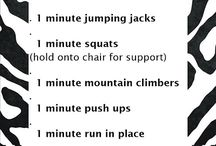 Workout ideas / by Kelli Meyers
