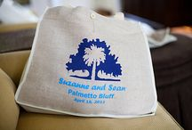 Southern Hospitality / Inspiration for wedding welcome bags and gifts / by Southern Weddings Magazine