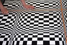 Quilt op art / by Jane Weier