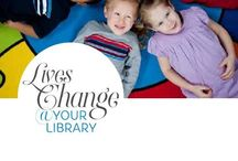 Lives Change @ Your Library / by Greenville Library