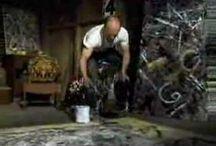 Art Lesson Pollock / by Jolene Navarro