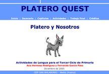 Platero y yo / by amparo polo