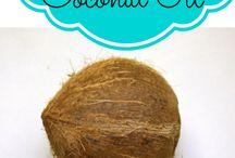 coconut oil ♡ essential oils / by Sarah Hale
