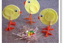 Seasonal: Easter & Spring / by Lisa Marshall