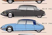 Cars classics / Cars / by joris vondenhoff