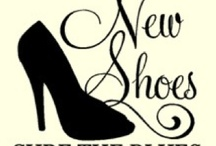 Shoes / by Jewel Howard