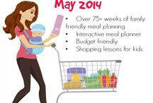 Meal planning / by Sabrina Hubbard