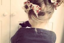 Little Girls' Hair / by J'espère ...
