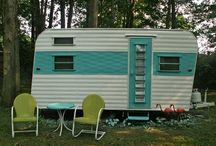 Vintage Campers / by JuiceARollOfCandy