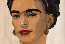 frida by others / by Margarita Claro