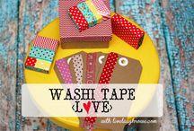 Washii Tape / by Jayne Cote