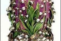 FABERGE EGGS N OTHERS                *****            HUEVOS FABERGE / 1★★★LIMIT PINNING TO 4 A DAY!!!!!     2★★★FOLLOW MY BOARD PIN 10 A DAY!!!!!     3★★★OVER PINNING WILL GET U BLOCK!!!!! / by Maria Felix