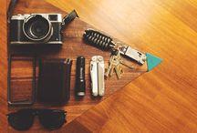 EDC - Every Day Carry / Cose utili da portare con se' tutti i giorni / by Davide Pozza