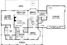 House plans / by Dana Ricker