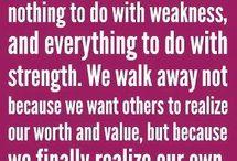 Words of wisdom / by Leticia Martinez