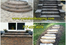 Step into beauty / by RYAN'S LANDSCAPING