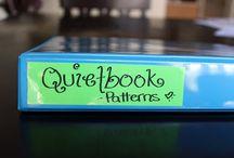 Quiet book / by Miranda Riley