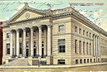 Around the library / Photos of Carnegie-Stout Public Library. Do you have a cool pic of Carnegie-Stout? Let us know! / by Carnegie-Stout Public Library
