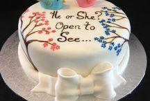 Cakes/Gender Reveal / by LeeAnn Slauson