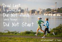 Motivation to RUN 13.1 / by Susan Bloemker Brower