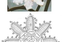 Crochet flowers, Flores en crochet / by Lilo Josefina