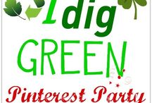 I dig GREEN  / by Marilyn Clark (4 You With Love)