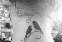 Tattoos / by Blazenka Vojkovic