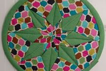 pot holders / by Peg Rice