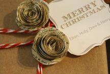 Oh Christmas! / by Karen Gamble (CiCi & Ryann Girls Clothing)