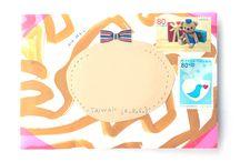Snail Mail / by Minskie Nini